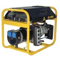 Однофазные генераторы (2,36 — 6,05 kVA) серии GV